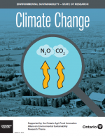 Cover of climate change synthesis report