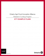 Cover of KTT example plans