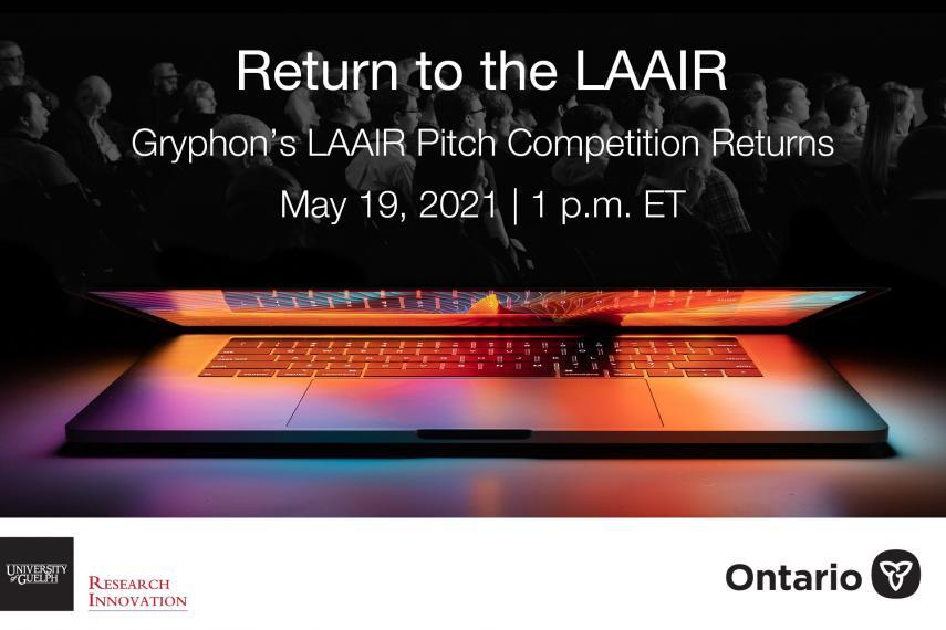 Return to the LAAIR campaign image noting date: May 19, 2021 and time: 1 p.m. EDT