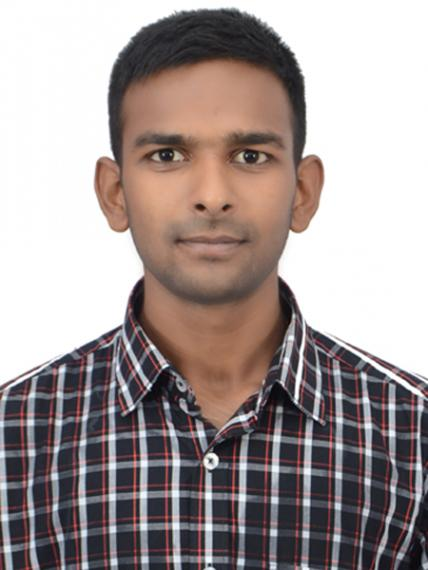 Headshot of Jyothi Shiva Swaraj Vutukuru