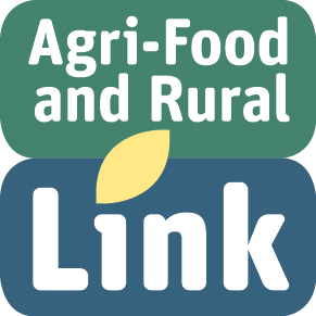 Logo for Agri-Food and Rural Link Program