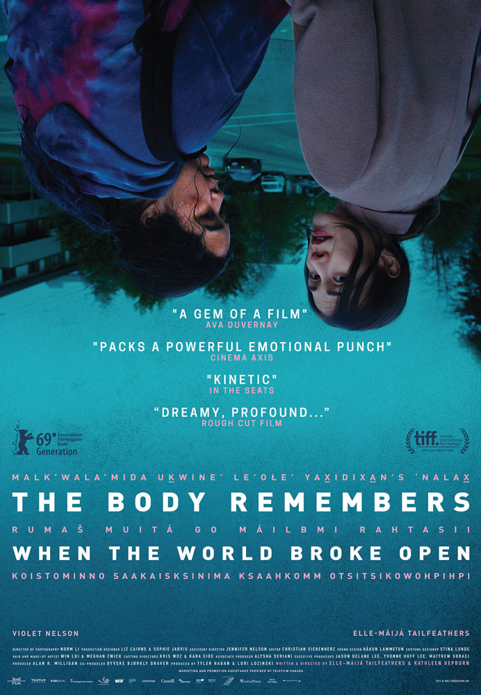 The Body Remembers When the World Broke Open film poster
