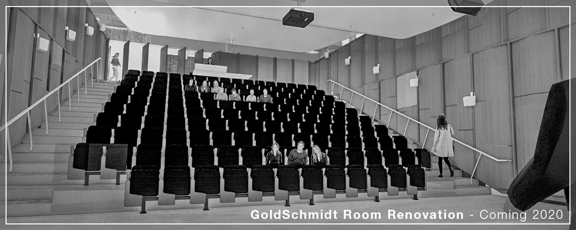rendering of the goldschidt room