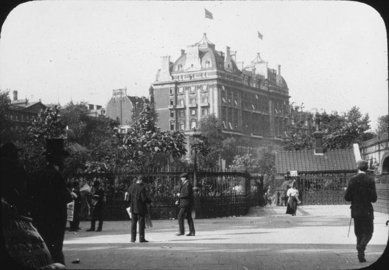 Cecil Hotel London 1901