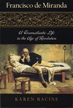Francisco de Miranda book cover
