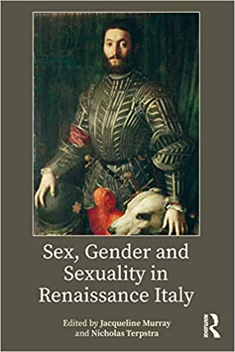 Murray cover sex gender and sexuality in Italian Renaissance