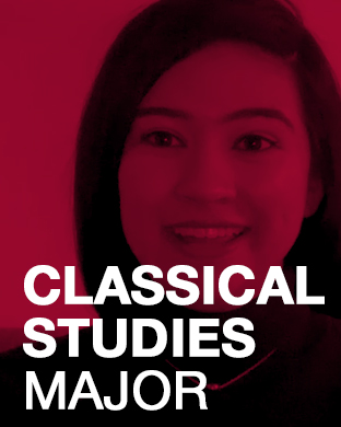 Rachel Tucker Classical Studies Major