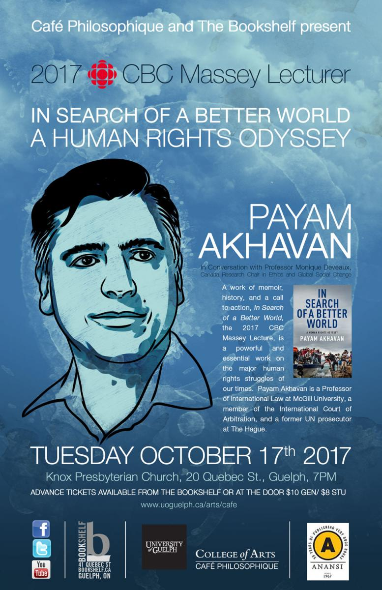 cafe philosophique poster payam akhaven