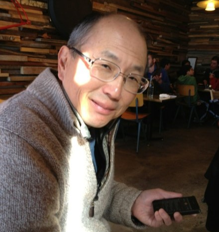 Photo of Alan Liu