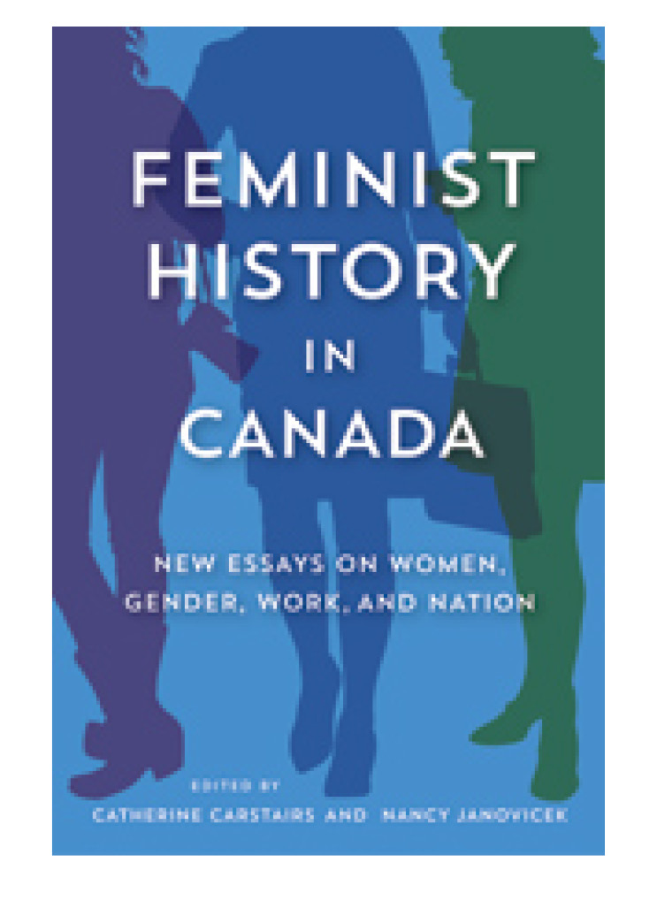 Feminist History in Canada book cover