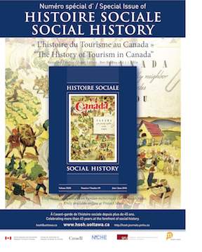 book cover for social history