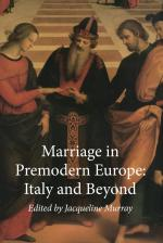 Marriage in Premodern Europe book cover