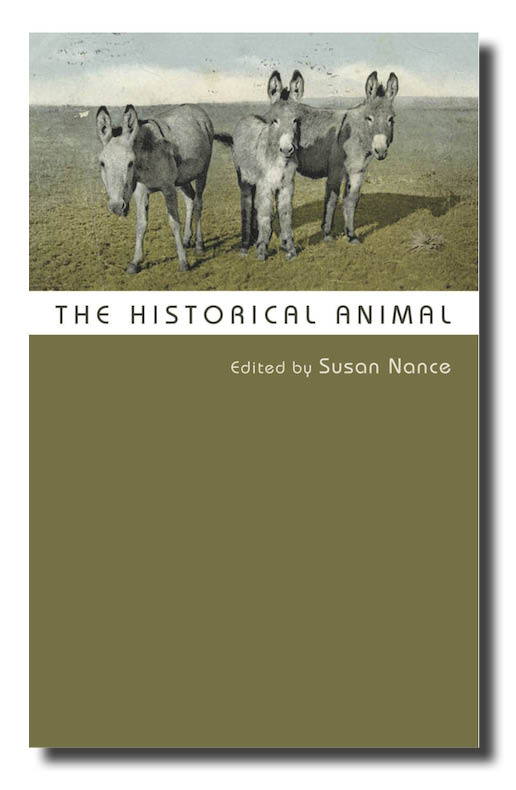 book cover The Historical Animal