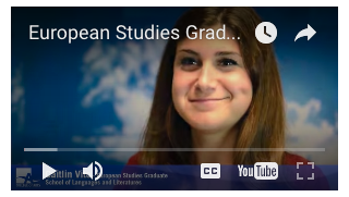 European Studies Graduate - Caitlin Vito Video Link
