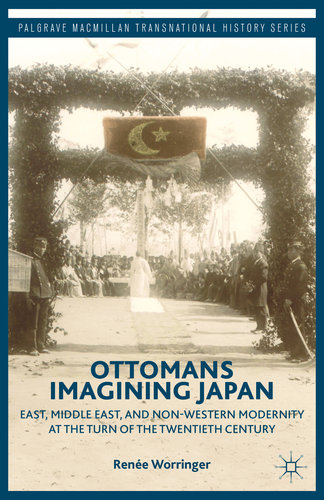 Ottomans Imagining Japan book cover
