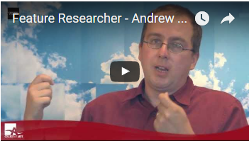 Feature Researcher - Andrew Bailey Video