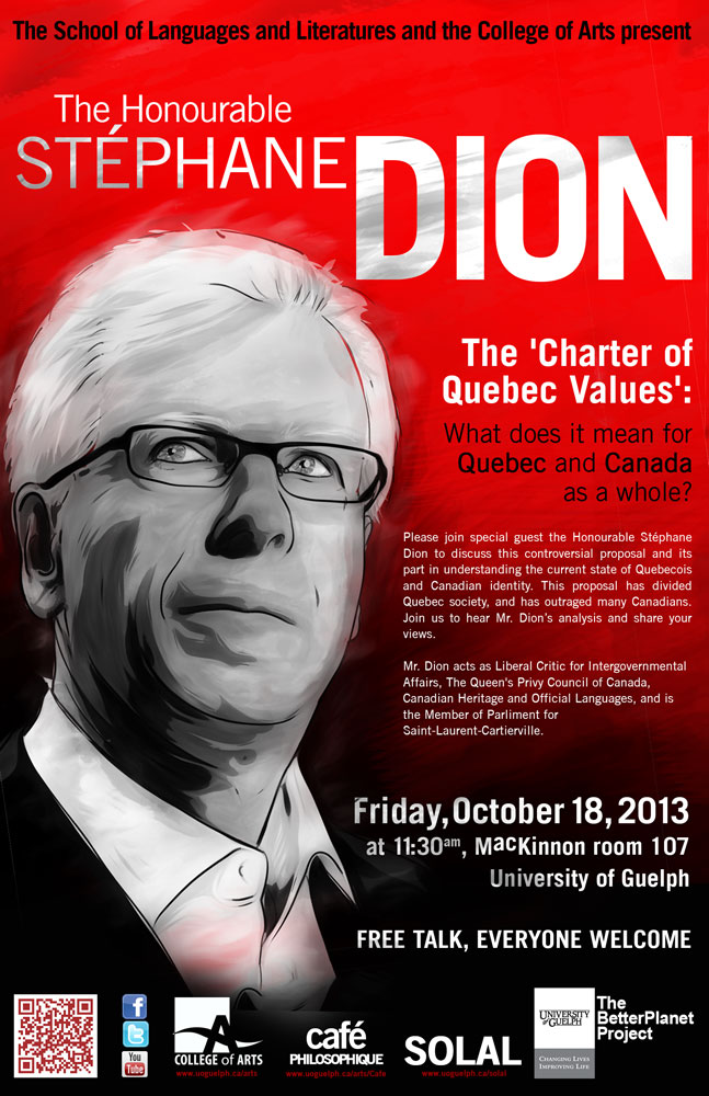 dion poster