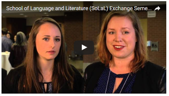 Solal Exchange Semester Travel Grant Video