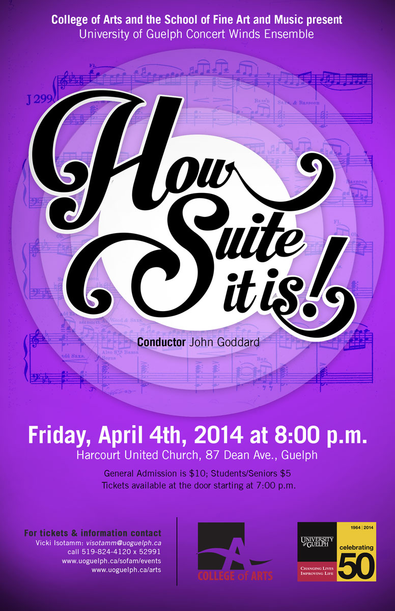 poster-howsuite it is!