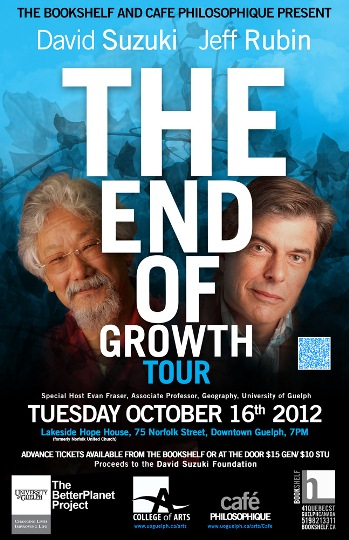 the end of growth poster