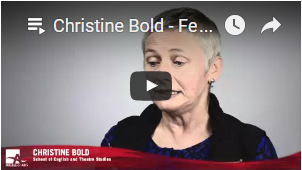 Christine Bold - Feature Researcher Video
