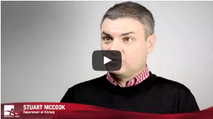 Feature Researcher - Stuart McCook - How do you like your coffee? Video
