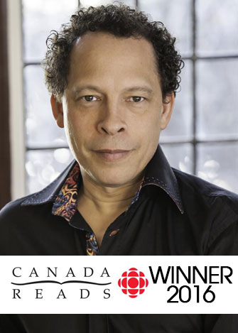 Lawrence Hill. Photo credit: Lisa Sakulensky