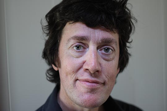 Image of Michael Winter.