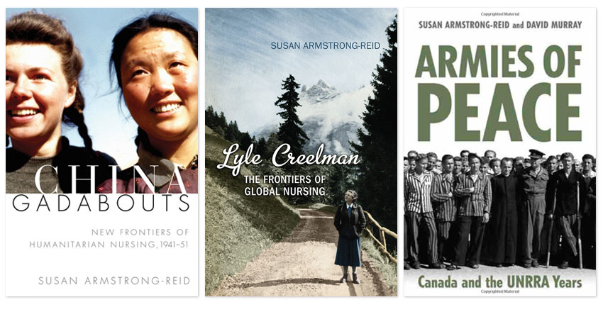 china gadabouts, lyle creelamn, armies of peace