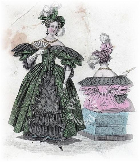 Photo of French woman