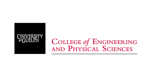 Logo for the College of Physical and Engineering Science.