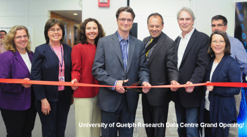 University of Guelph Research Data Centre Grand Opening
