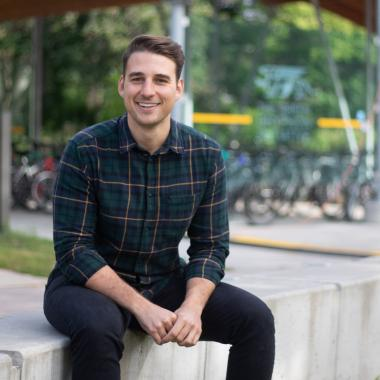 brandon raco, the sustainability manager