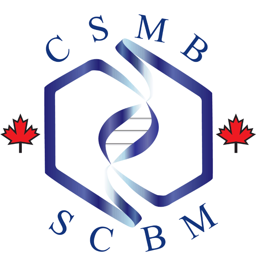 Canadian Society for Molecular Biosciences logo