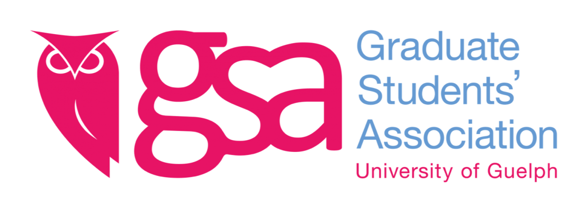 U of G Graduate Students' Association logo