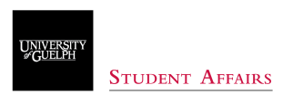 U of G Student Affairs logo