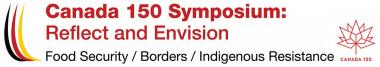 Canada 150 Symposium: Reflect and Envision banner