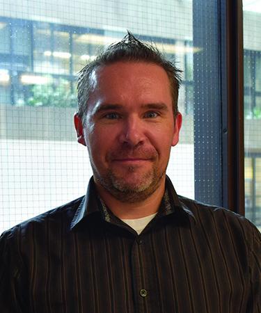 Photo of Stephen Willem