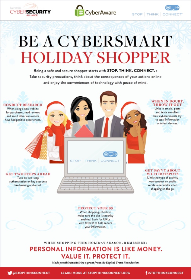 Safe Shopper Infographic