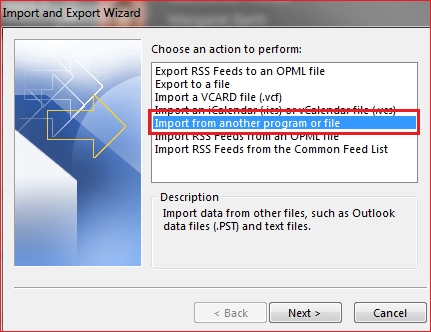 Migrating your Google Contacts to Outlook   Computing