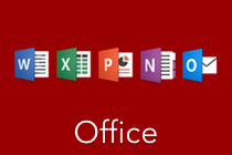 Microsoft Office Logo and link to Microsoft Office Online WebPage on the CCS WebSite