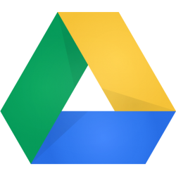 how to share google drive folder with gmail users