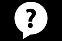 FAQ Logo - Big Question Mark