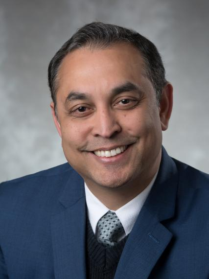 Headshot of Aminesh Dutta