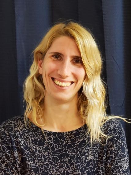 Headshot of Erica Pensini