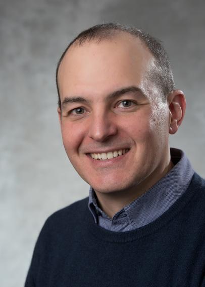 Headshot of Stefano Gregori