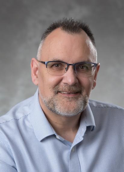 Headshot of Gary Grewal