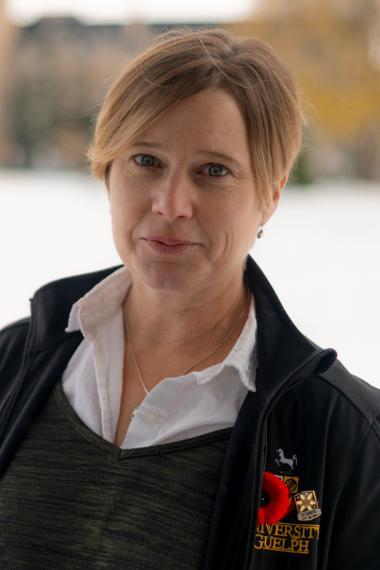 Headshot of Joanne O'Meara
