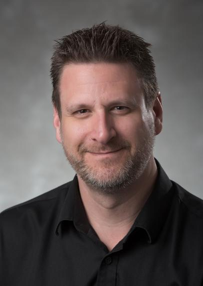 Headshot of David Kribs