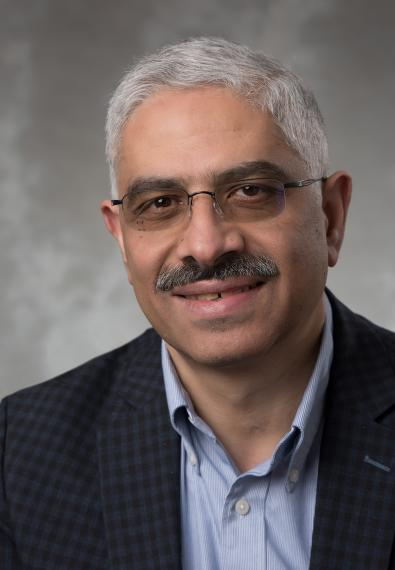 Headshot of Medhat Moussa